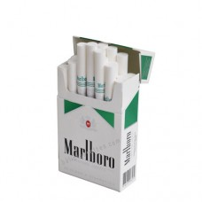 Marlboro Green Menthol Lights 20s